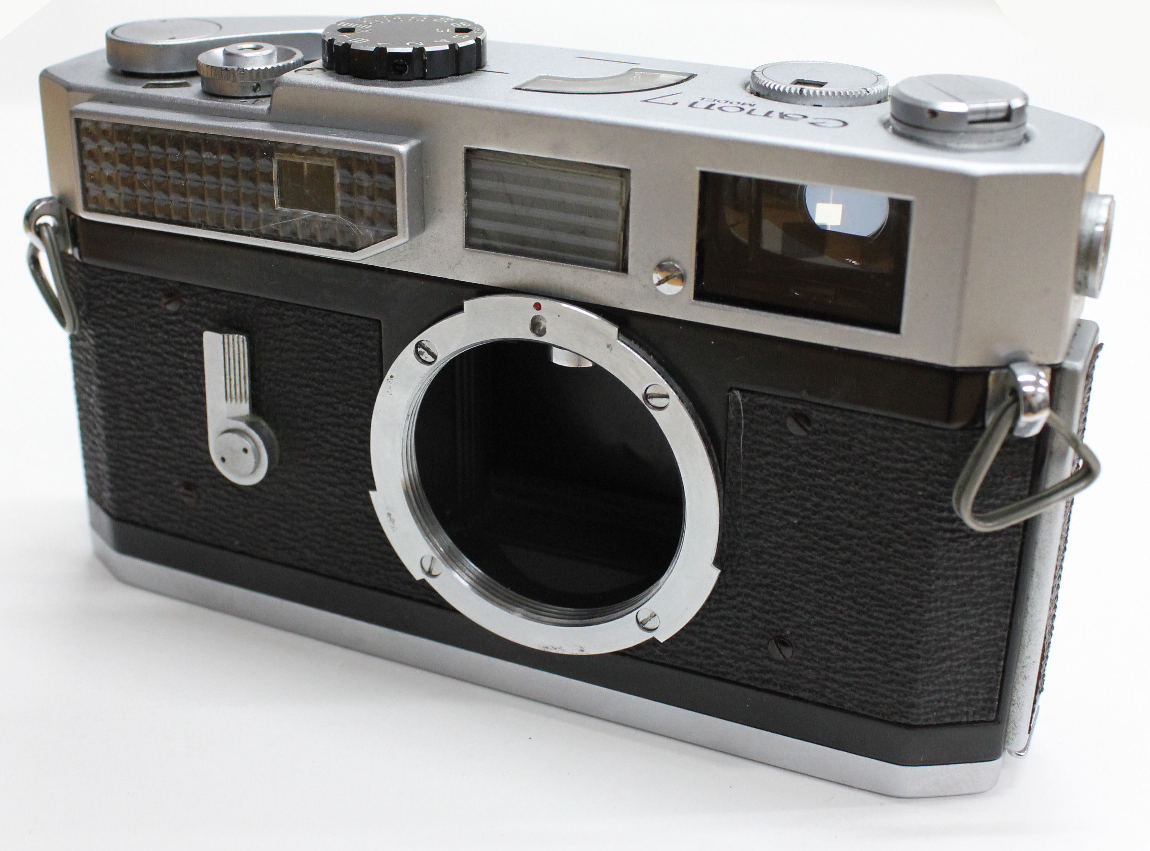 Japan Used Camera Shop | [Excellent++++] Canon Model 7 Rangefinder Camera Leica Screw Mount Body from Japan