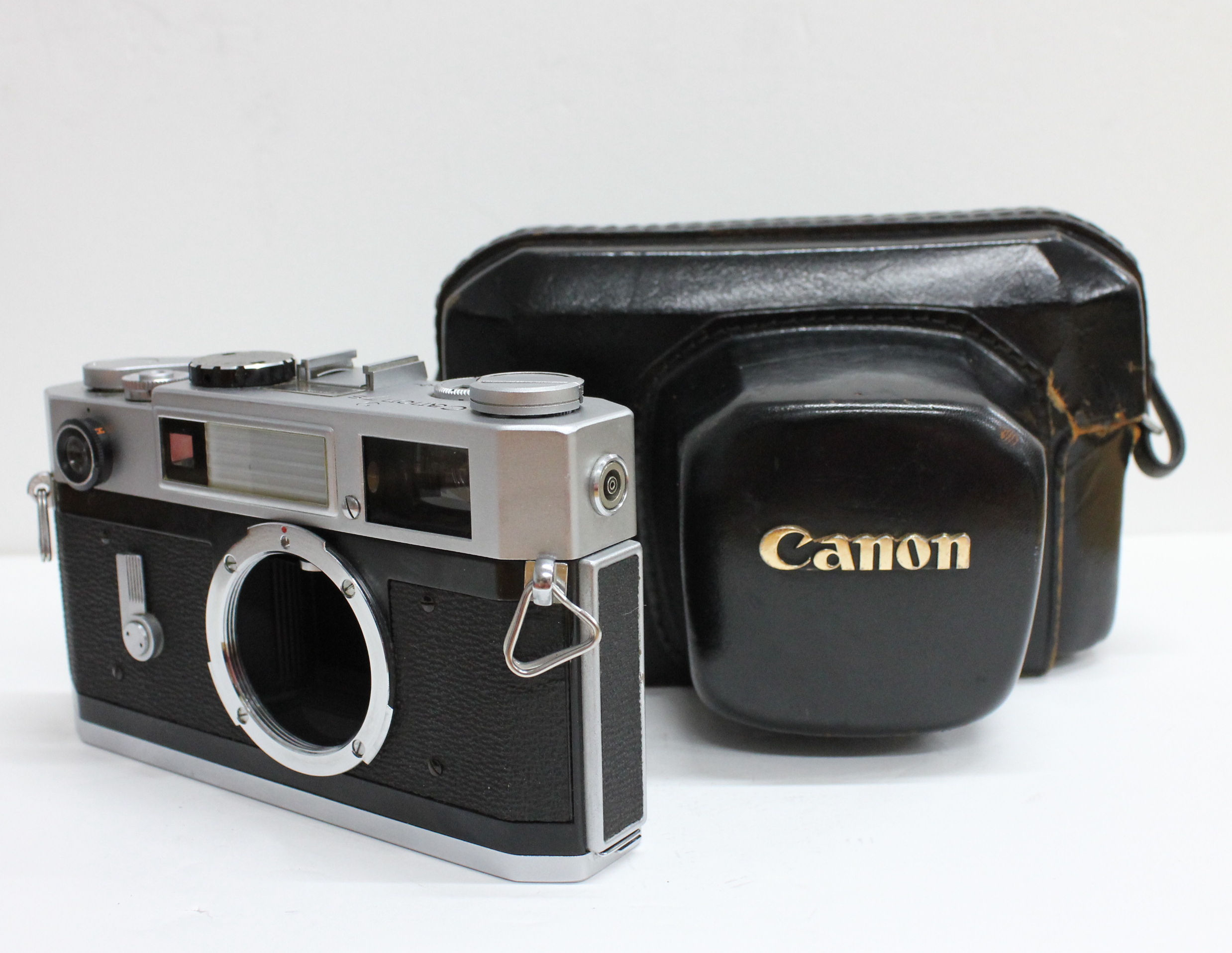 Japan Used Camera Shop | [Excellent+++] Canon Model 7SZ Rangefinder Camera Leica Screw Mount Body from Japan