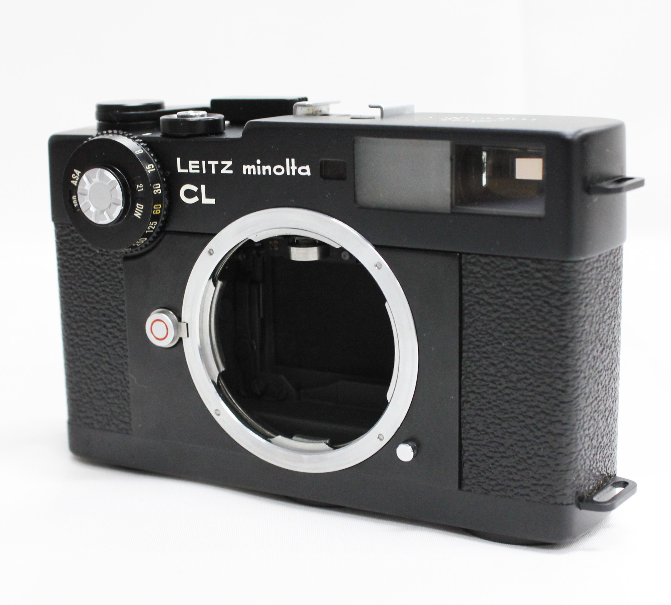 Japan Used Camera Shop | [Near Mint] Leitz Minolta CL Black Rangefinder Camera Body Leica M Mount from Japan