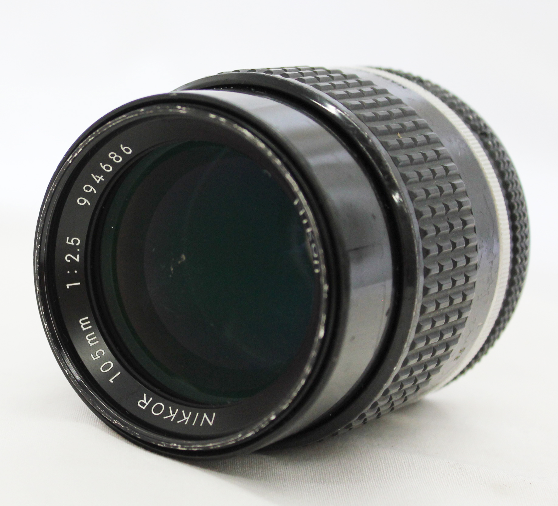 [Excellent+++] Nikon Nikkor Ai-s AIS 105mm F/2.5 Lens for F Mount SLR from Japan