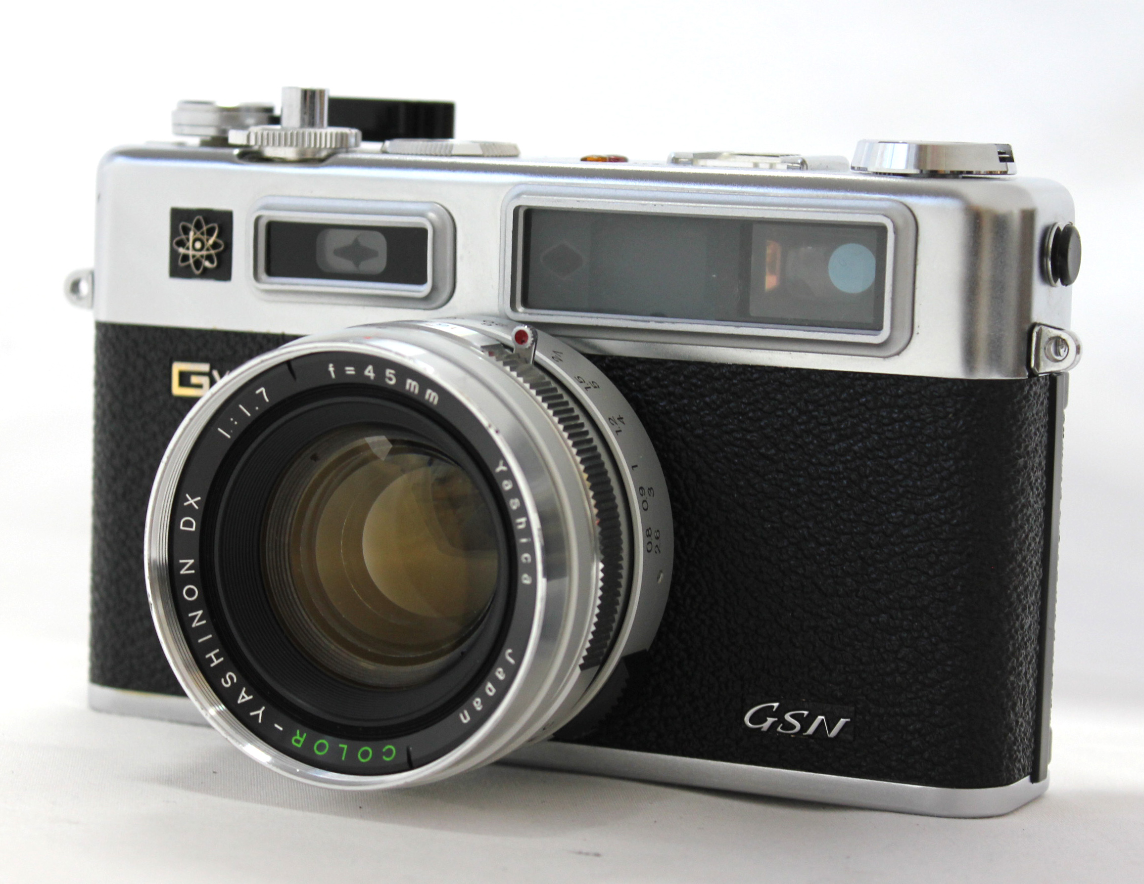 Japan Used Camera Shop | [Near Mint] Yashica Electro 35 GSN Rangefinder Film Camera 45mm F/1.7 from Japan