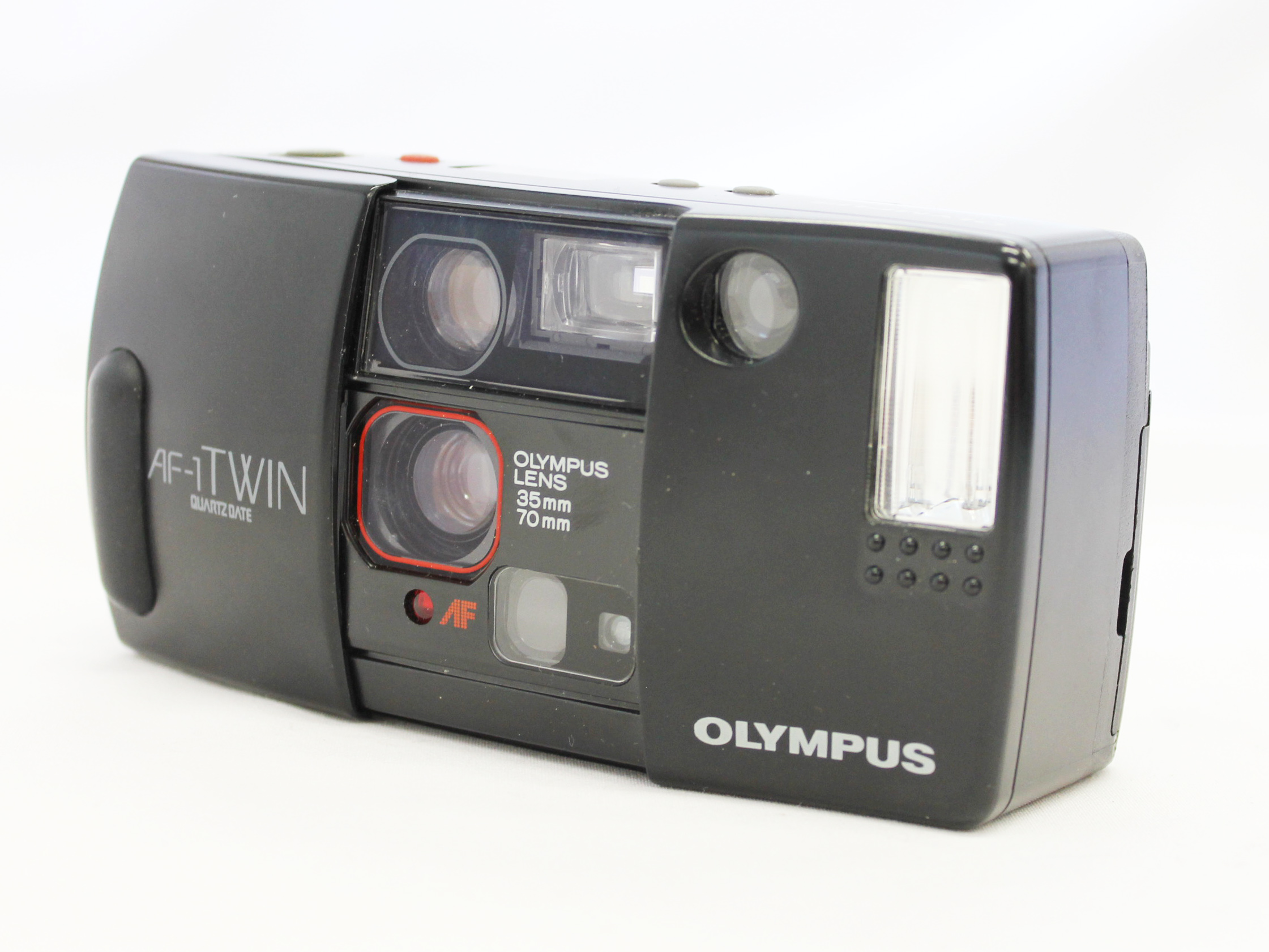 Japan Used Camera Shop | [Near Mint] Olympus AF-1 Twin Point & Shoot 35mm Film Camera from Japan