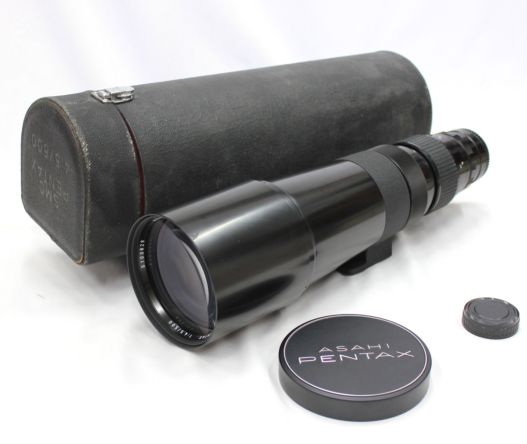 Japan Used Camera Shop | [Near Mint] SMC Pentax 500mm F/4.5 Telephoto MF Lens for K Mount from Japan