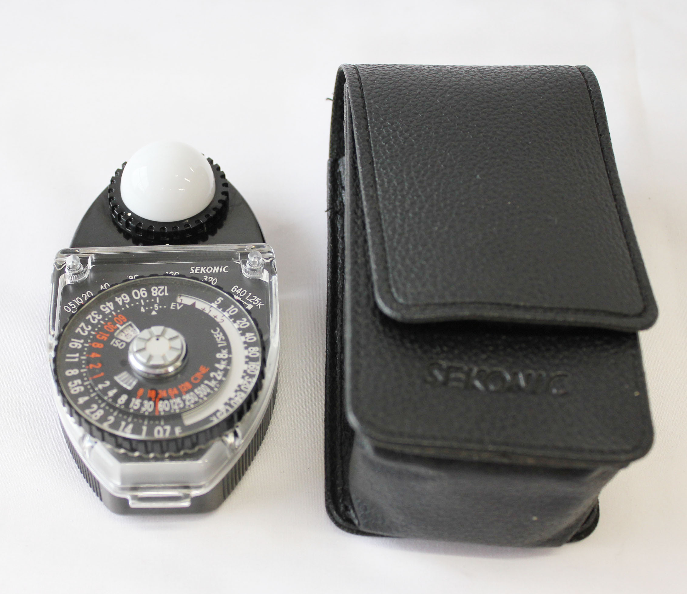 Japan Used Camera Shop | [Excellent+++++] Sekonic Studio Deluxe II L-398M Light Meter in Case from Japan