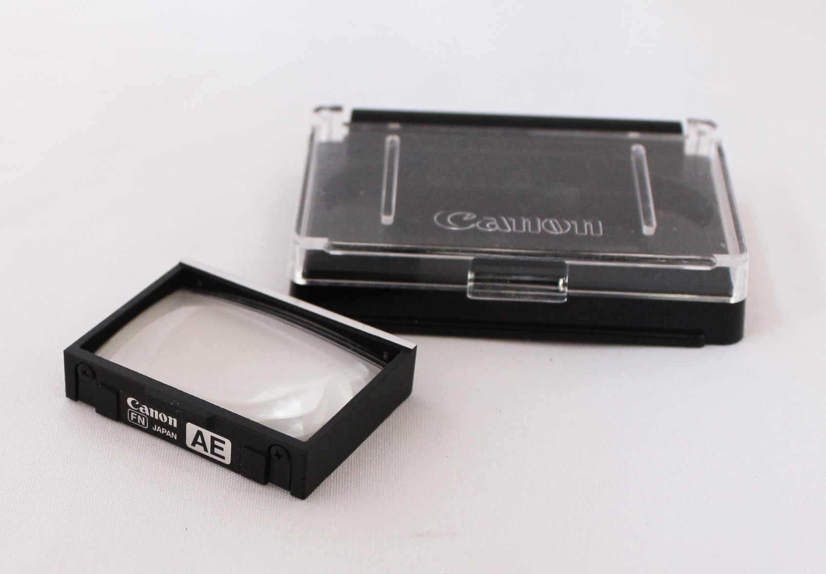 Japan Used Camera Shop | [Excellent+++++] Canon FN Focusing Screen Type AE for New F-1 F1N with Case from Japan
