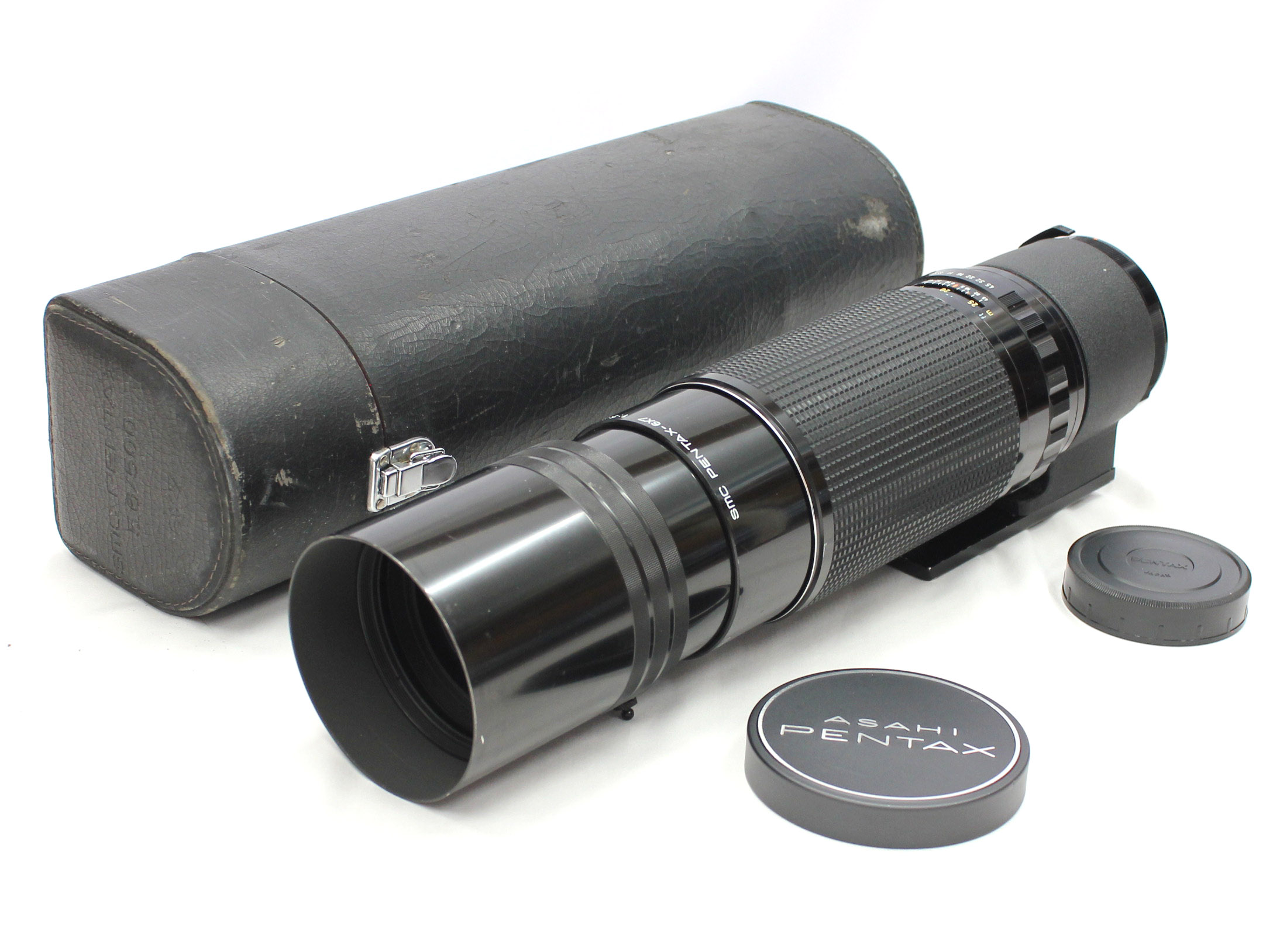 Japan Used Camera Shop | [Exc+++++] SMC PENTAX 6x7 500mm F/5.6 MF Lens for 6x7 67 67II with Case from Japan