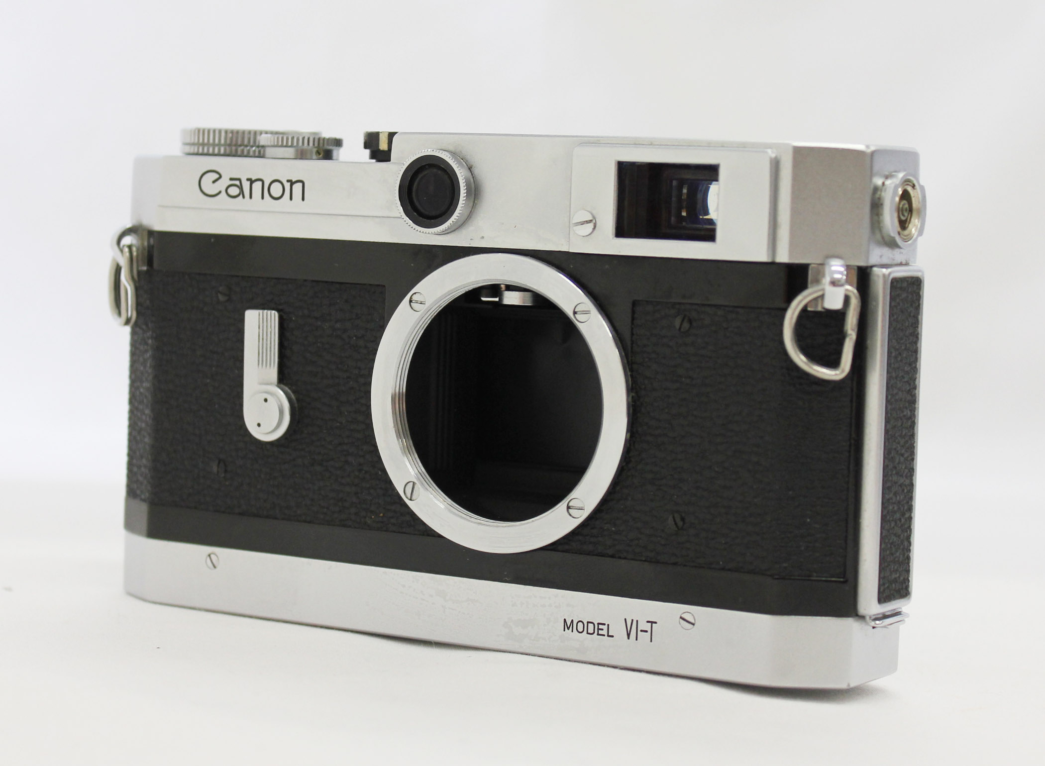 Japan Used Camera Shop | [Excellent+++++] Canon Model VI-T 6T 35mm Rangefinder Film Camera Body leica LTM L39 from Japan