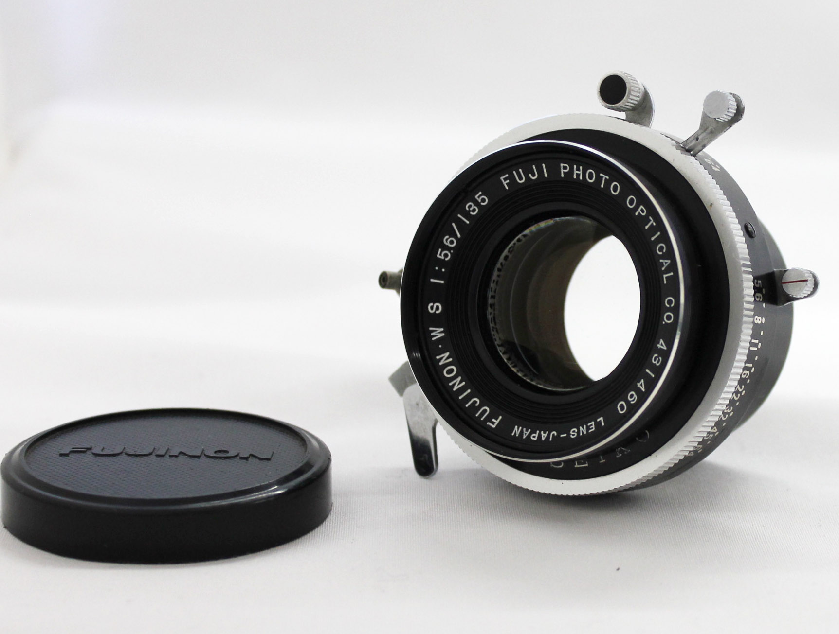 Japan Used Camera Shop | Fuji Fujinon W S 135mm F/5.6 4x5 Large Format Lens with Seiko Shutter from Japan