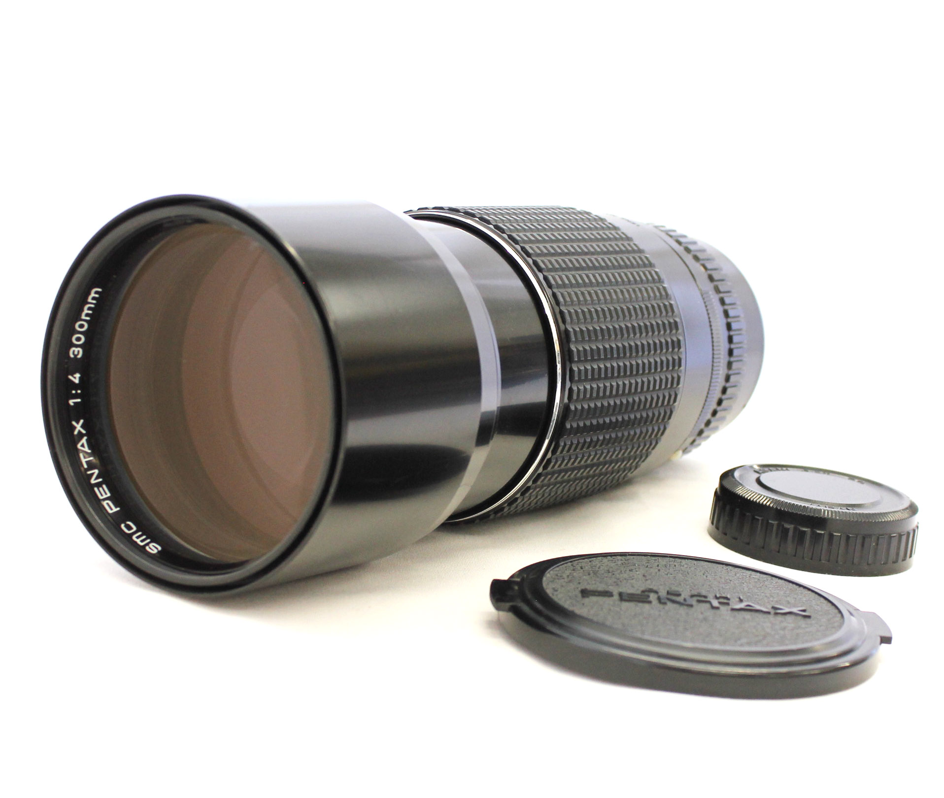 Japan Used Camera Shop | Pentax SMC Pentax 300mm F/4 PK K Mount MF Telephoto Lens from Japan