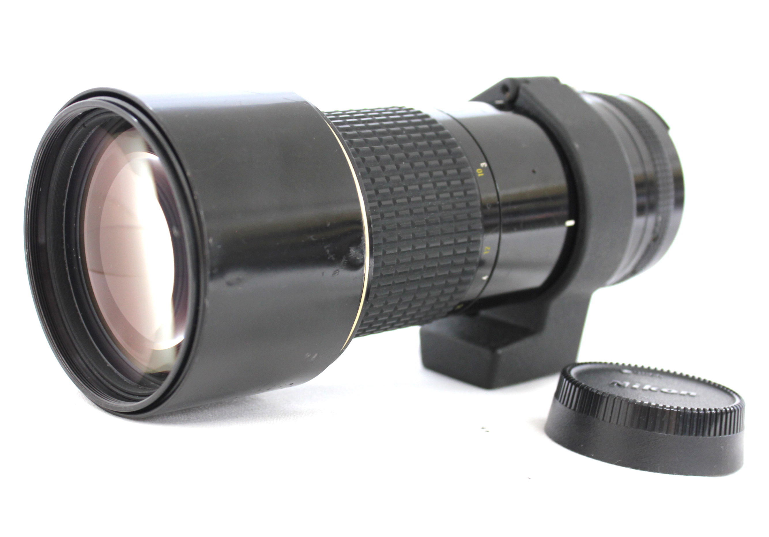 [Excellent++++] Nikon Ai Nikkor ED IF 300mm F/4.5 MF Telephoto Lens F Mount from Japan