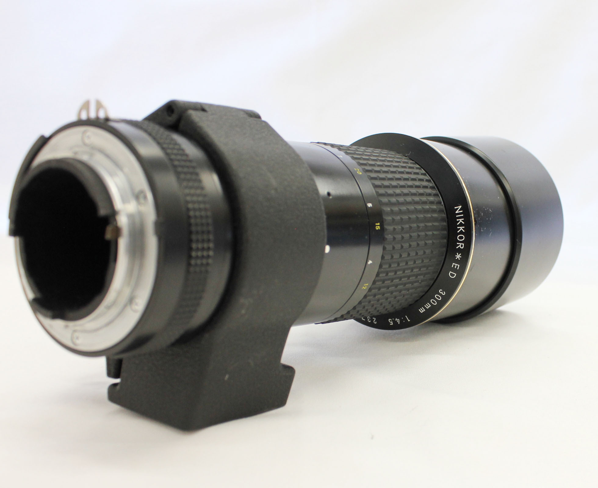 Nikon Ai-s ais Nikkor ED IF 300mm F/4.5 MF Telephoto Lens F Mount from Japan Photo 3