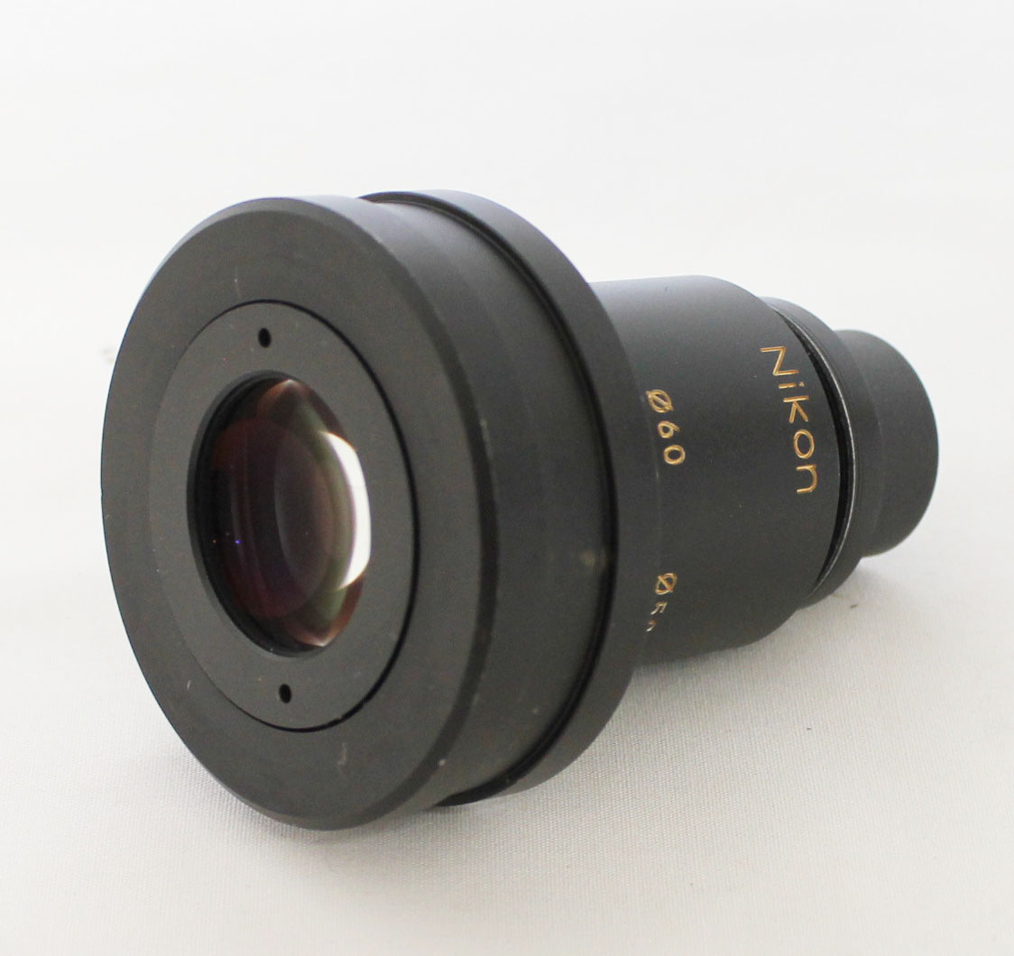 Nikon Fieldscope Eyepiece Wide DS 27x 40X 50x from Japan Photo 1