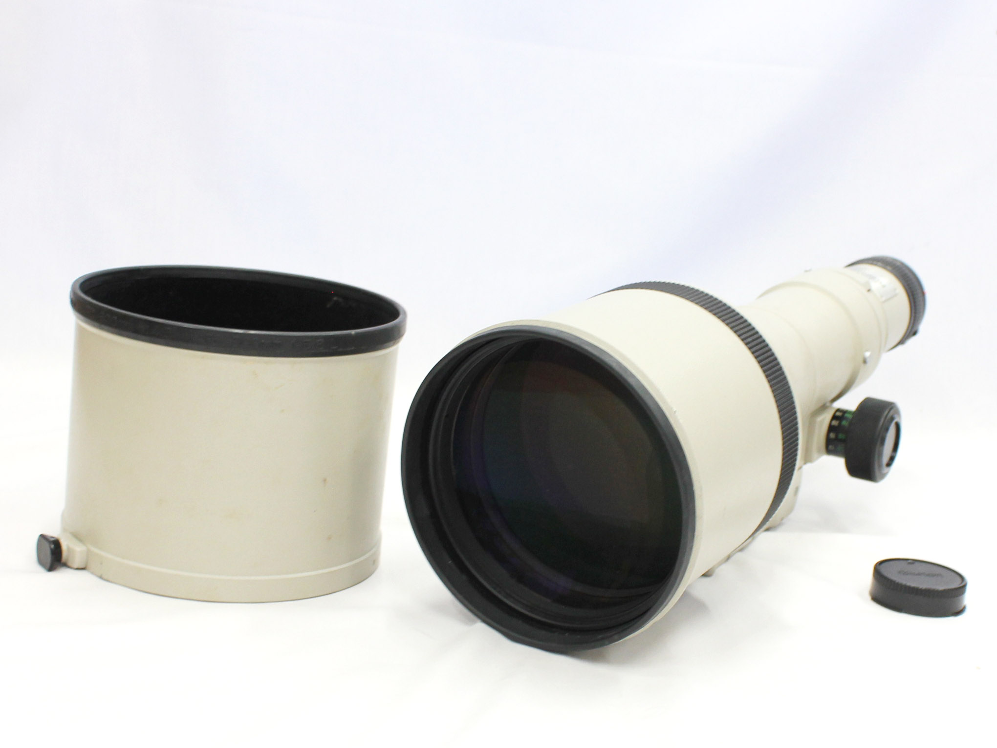 Canon New FD NFD 600mm F/4.5 MF Telephoto Lens from Japan