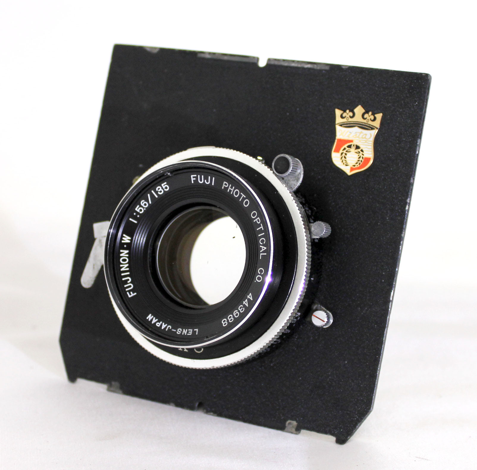 Japan Used Camera Shop | Fuji Fujinon W 135mm F/5.6 4x5 Large Format Lens with Seiko Shutter from Japan