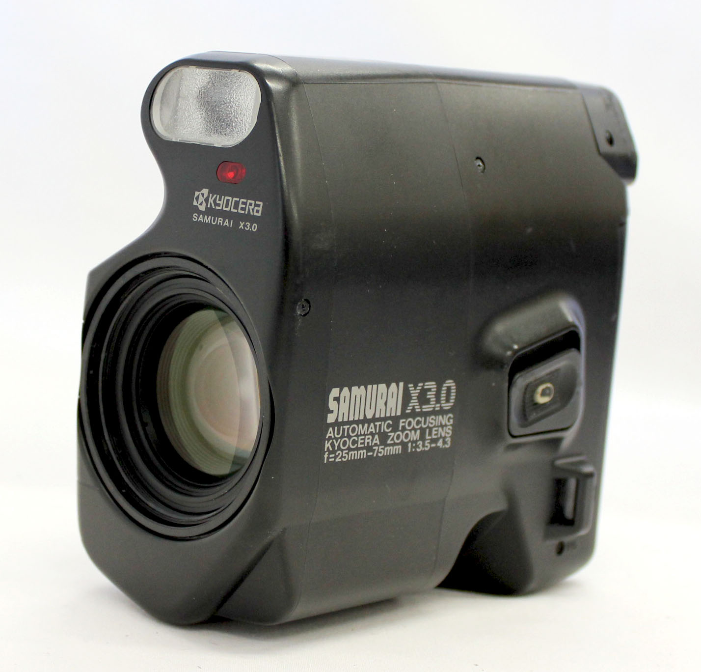 Japan Used Camera Shop | [Excellent++++] Kyocera Samurai X3.0 35mm Half Frame Camera from Japan
