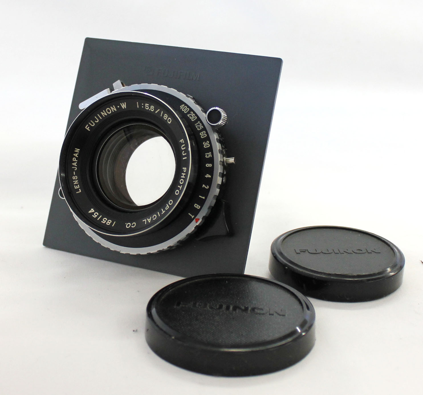 Japan Used Camera Shop | [Excellent++++] Fuji Fujinon W 180mm F/5.6 4x5 Large Format Lens with Copal Shutter from Japan