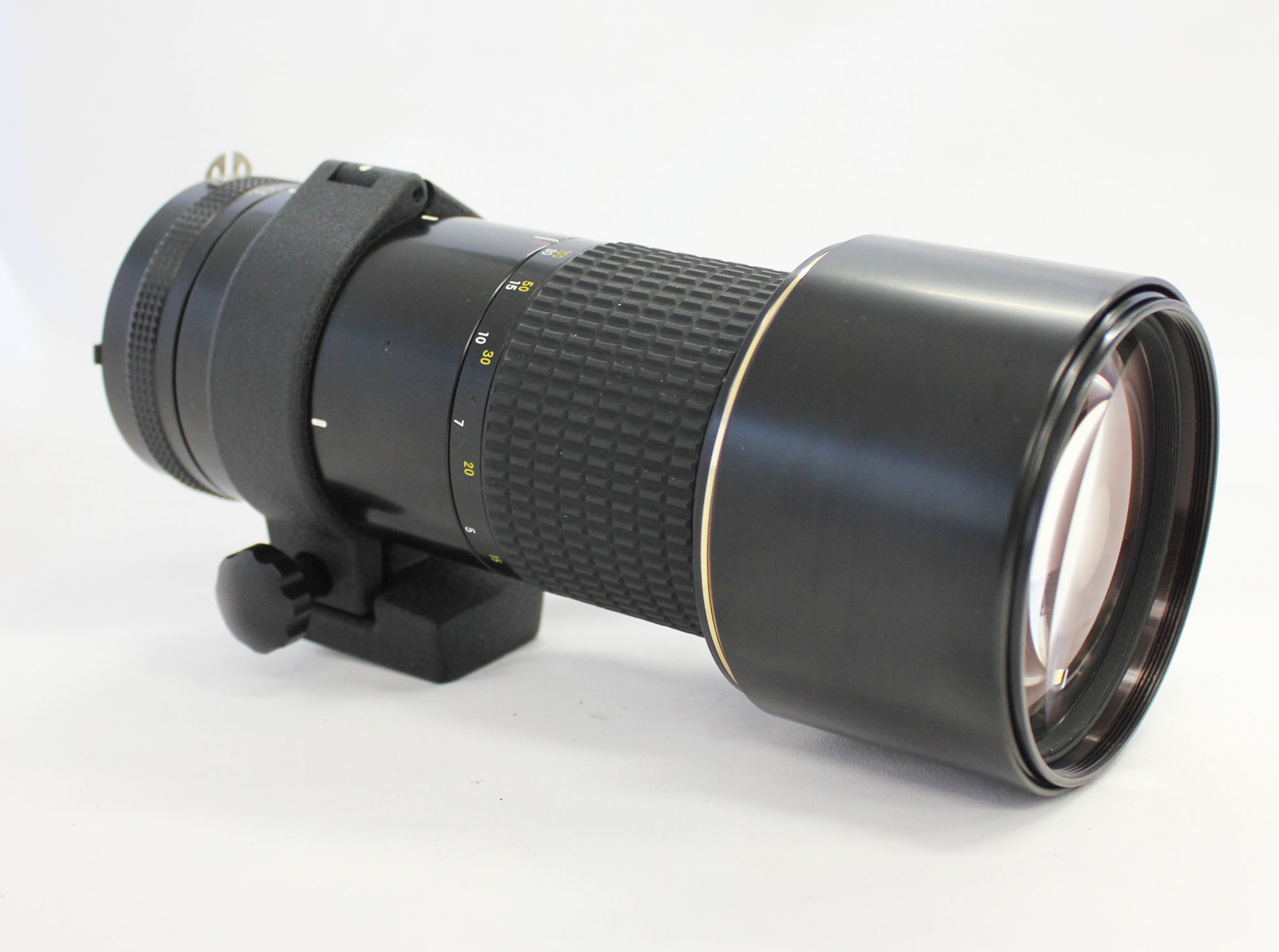 Nikon Ai Nikkor ED IF 300mm F/4.5 MF Telephoto Lens F Mount from Japan Photo 4