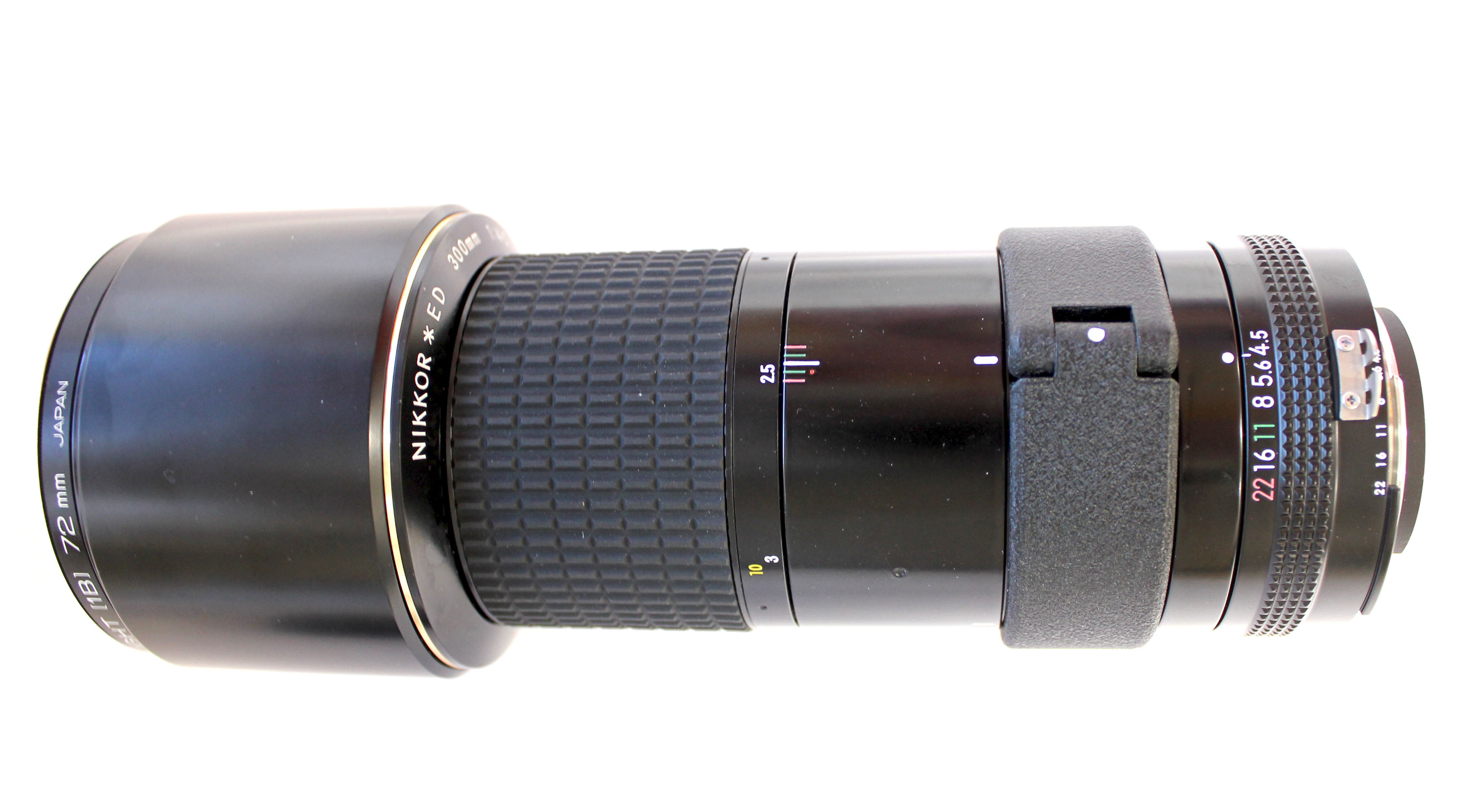 Nikon Ai Nikkor ED IF 300mm F/4.5 MF Telephoto Lens F Mount from Japan Photo 5