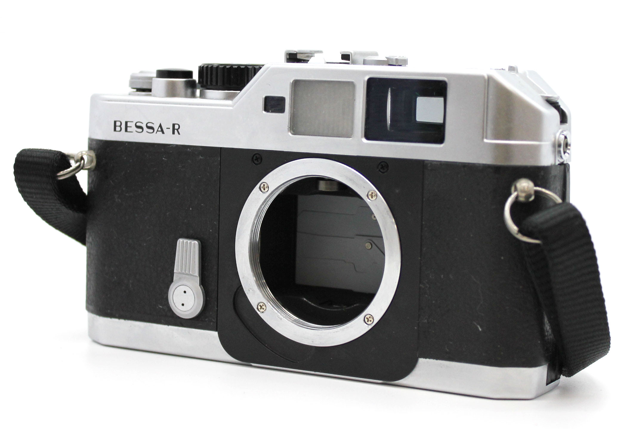 Japan Used Camera Shop | [Excellent+++++] Voigtlander Bessa R Rangefinder 35mm Film Camera L39 LTM from Japan