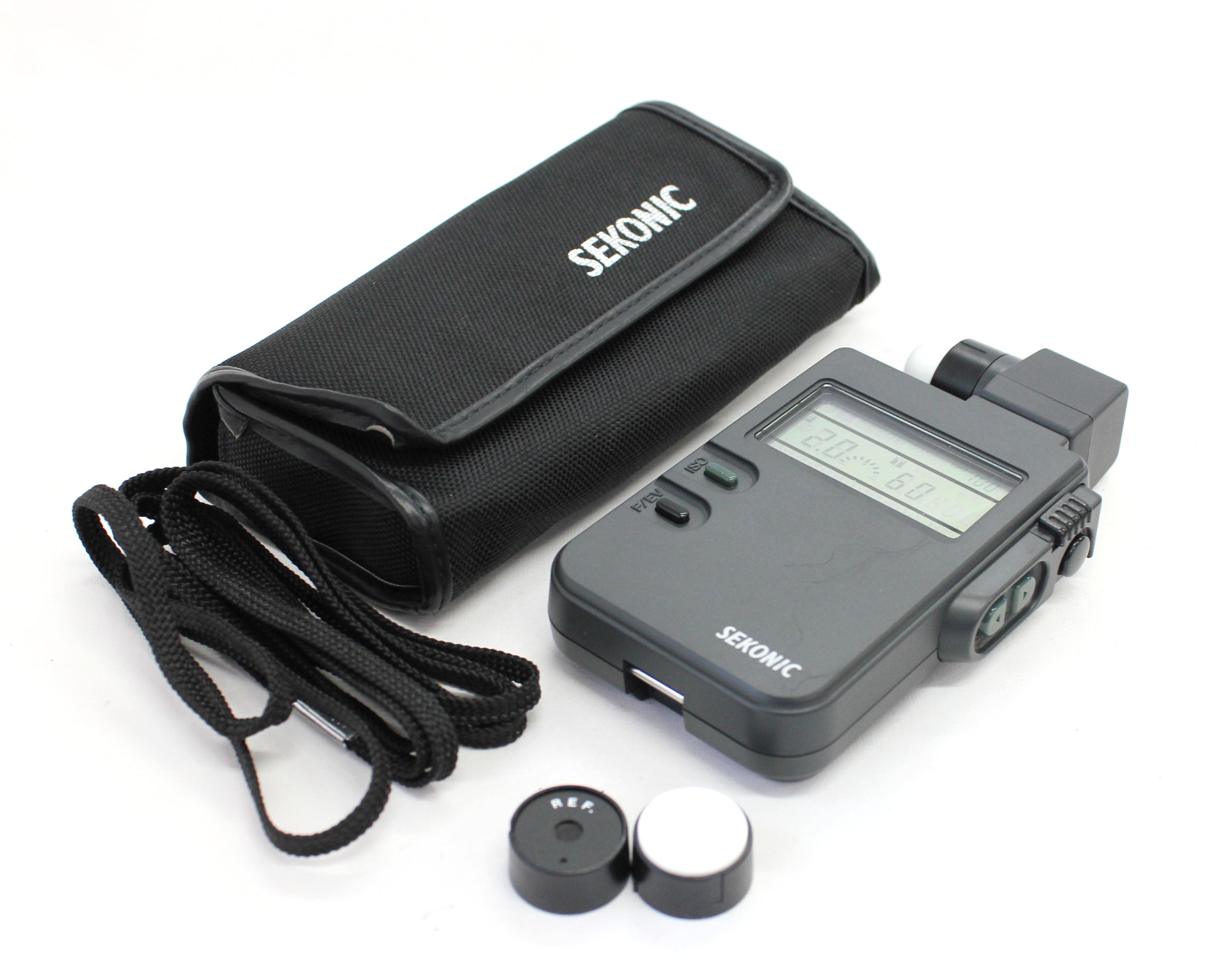 Japan Used Camera Shop | [Near Mint] Sekonic Digi Lite Model L-318 Digital Lite Meter with Case from Japan