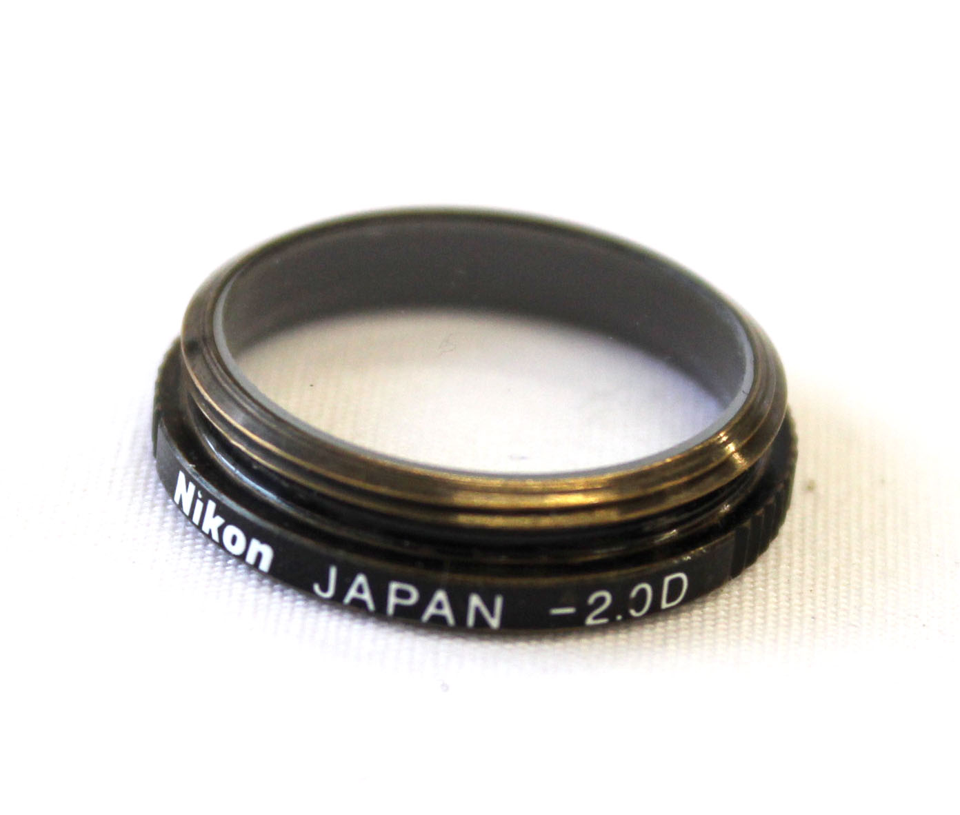 Nikon Eyepiece Correction Lens -2.0 Diopter for Nikon FA, FE2, FM2, FE, FM from Japan Photo 1